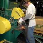 Floor stand grinder